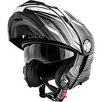 Givi X33 Canyon Modular Helmet Black White
