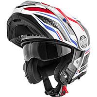 Givi X33 Canyon Modular Helmet Black Red Blue