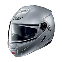 Grex G9.2 Kinetic N-com Modular Helmet Silver