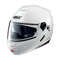 Grex G9.2 Kinetic N-com Modular Helmet White