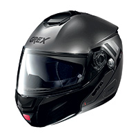 Grex G9.2 Offset N-com Modular Helmet Lava Grey