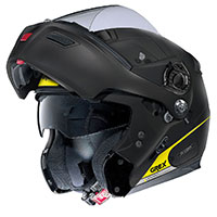Grex G9.1 Evolve Vivid N-com Yellow Flat Black