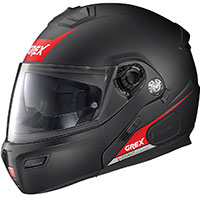 Grex G9.1 Evolve Vivid N-com Red Flat Black