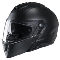 Hjc I90 Modular Helmet Semi Flat Black