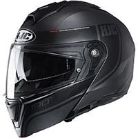 Nero XS BLACK Casco moto HJC V90 Nero