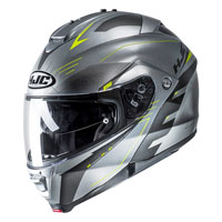 Modular Helmet Hjc Is-max 2 Cormi Yellow