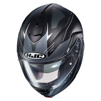 Modular Helmet Hjc Is-max 2 Cormi Grey