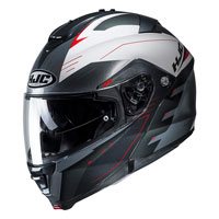 Modular Helmet Hjc Is-max 2 Cormi Red