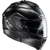 Hjc Is-max 2 Dova Helmet Black Gray