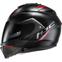 Hjc Is-max 2 Dova Helmet Black Red