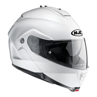 Hjc Is Max 2 Pearl White