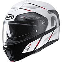 HJC RPHA 90S ベカボ モジュラーヘルメット ホワイトブラック