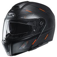 HJC RPHA 90S ベカボ モジュラーヘルメット ブラック