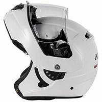 クリムTK1200モジュラーヘルメット光沢白