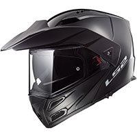 Ls2 Ff324 Metro Evo P/j Solid Black