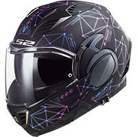 Ls2 Ff900 Valiant 2 Stelar Helmet Black Blue