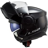 Ls2 Ff902 Scope Solid Black