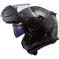 Ls2 Ff313 Vortex Solid Carbon Gloss