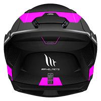 Casco Modulare Mt Helmets Atom Sv Quark A8 Rosa