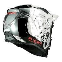 Mt Helmets Streetfighter Sv Darkness A1 Nero