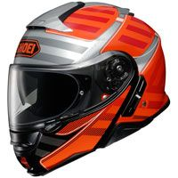 Shoei Neotec 2 Splicer Tc8 Helmet Flip Up
