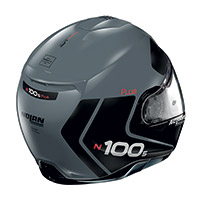 Nolan N100.5 Plus Distinctive N-com Slate Grigio