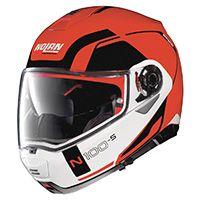 Nolan N100.5 Consistency N-com Corsa Red