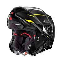 Nolan N100.5 Lumière N-com Modular Helmet Yellow Black