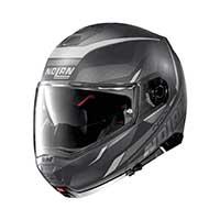 Nolan N100.5 Lumière N-com Modular Helmet Gray