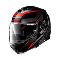 Nolan N100.5 Lumière N-com Modular Helmet Red