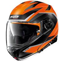 Nolan N100.5 Plus Overland N-com Led Orange
