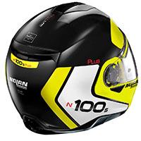 Nolan N100.5 Plus Distinctive N-com Giallo Lucido