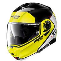 Nolan N100.5 Plus Distinctive N-com Yellow Glossy