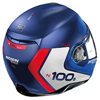 Nolan N100.5 Plus Distinctive N-com Imperator Blu