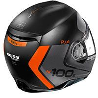Nolan N100.5 Plus Distinctive N-com Lava Arancio