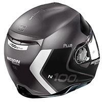 Nolan N100.5 Plus Distinctive N-com Lava Grigio