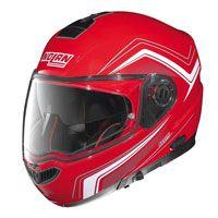 Nolan N104 Absolute N-com Como Corsa Red