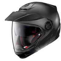 ノーラン N 40.5 GT クラシック n com ヘルメット フラット ブラック