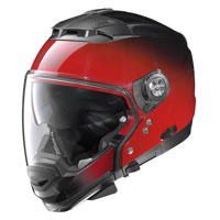 Nolan N44 Evo Fade N-com Red