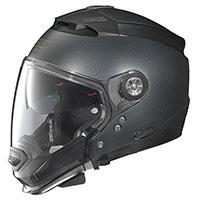 Nolan N44 Evo N-com Special Black Graphite