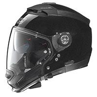 Nolan N44 Evo N-com Special Metal Black