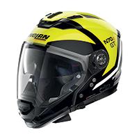 Nolan N70.2 Gt Glaring N-com Yellow Black