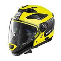Nolan N70.2 Gt Bellavista N-com Modular Helmet Led Yellow