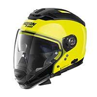 Nolan N70.2 Gt Hi-visibility N-com Modular Helmet Yellow