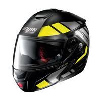 Nolan N90.2 Euclid N-com Modular Helmet Yellow Black