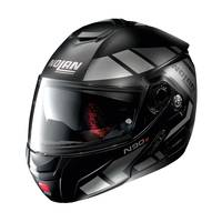 Nolan N90.2 Euclid N-com Modular Helmet Gray