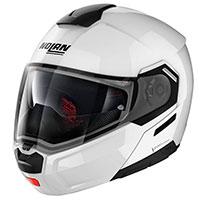 Nolan N90.3 Special N-com Pure White