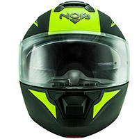 Nos Ns 8 Triton Modular Helmet Yellow Matt