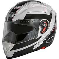 Premier Delta Rg 2 Helmet White Black