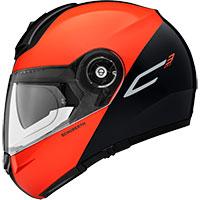 Schuberth C3 Pro Split Arancio